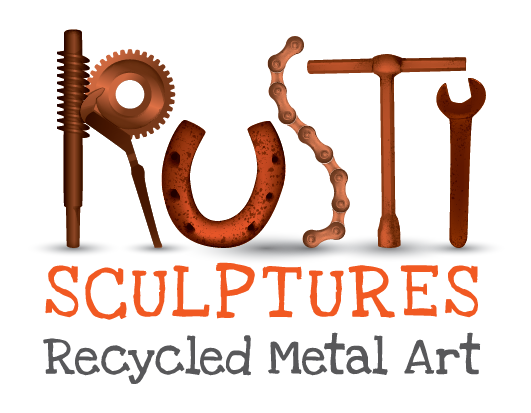 Rusty Sculptures